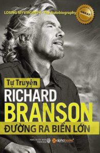Đường ra biển lớn, tác giảRichard Branson
