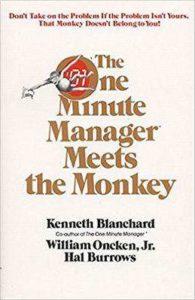 Vị giám đốc một phút và con khỉ, tác giả Ken Blanchard