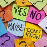 Yếu tố nào giúp bạn đưa ra các quyết định gây ảnh hưởng