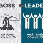 8 sự khác nhau giữa người quản lý và người lãnh đạo