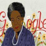 Maya Angelou là ai mà được Google Doodle kỷ niệm ngày sinh?