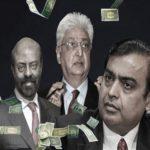 Top tỷ phú giàu có nhất Ấn Độ