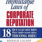 18 Quy Luật Bất Biến Phát Triển Danh Tiếng Thương Hiệu – Ronald J. Alsop