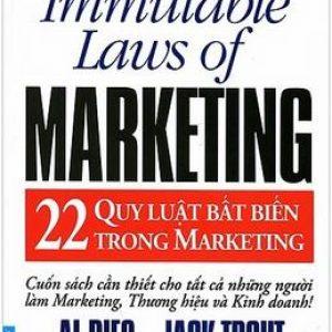 22 Quy Luật Bất Biến Trong Marketing - Al Ries-Jack Trout