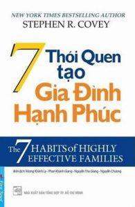 7 Thói Quen Tạo Gia Đình Hạnh Phúc - Stephen R.Covey