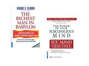 Sách Người giàu có nhất thành Babylon và Sức mạnh tiềm thức