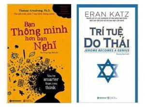 Bạn Thông Minh Hơn Bạn Nghĩ + Trí Tuệ Do Thái