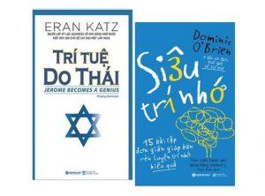 Cuốn Trí Tuệ Do Thái và Siêu Trí Nhớ