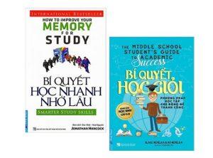 Bí Quyết Học Nhanh Nhớ Lâu + Bí Kíp Nhà Vô Địch