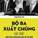 Bộ Ba Xuất Chúng Hàn Quốc  – Jung Hyuk June