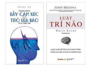 Thoát Khỏi Bẫy Cảm Xúc Hay Trò Lừa Đảo Của Tâm Trí + Luật Trí Não
