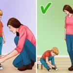 Những điều cha mẹ nên làm để con tự lập hơn và trưởng thành