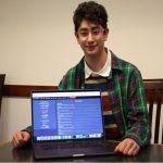 Avi Schiffmann 17 tuổi sở hữu web về Covid-19 từ chối quảng cáo triệu đô