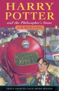 Harry Potter and the Philosophers Stone - 120 triệu bản