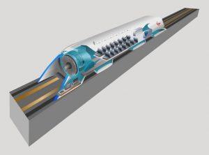 Hệ thống Hyperloop