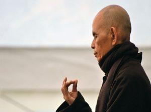 Lòng từ bi sẽ nảy nở trong tim và sự tức giận sẽ tan biến - Thiền sư Thích Nhất Hạnh