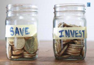Tiết kiệm tiền và đầu tư